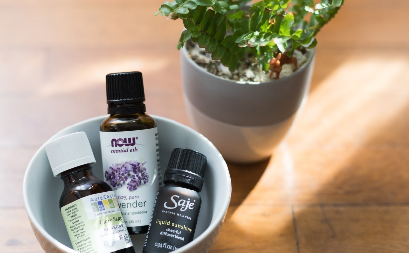 5 Ways to Incorporate Essential Oils Into Your Daily Life